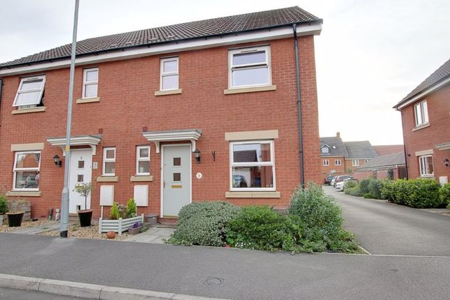 Thumbnail Semi-detached house to rent in Godley Lane, Trowbridge
