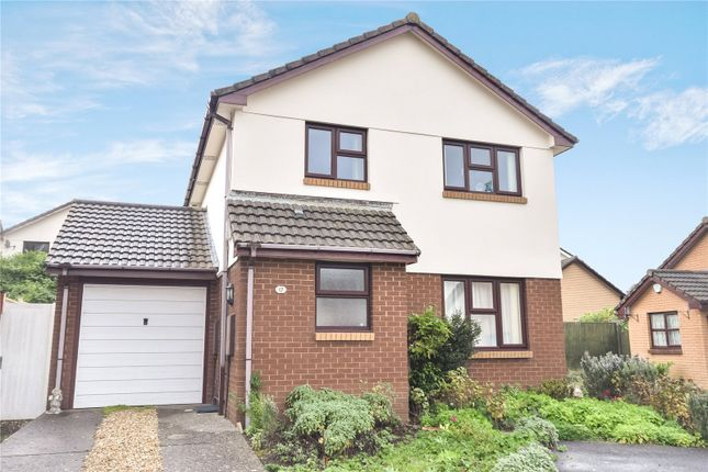Thumbnail Detached house for sale in Oakwell Close, Torrington
