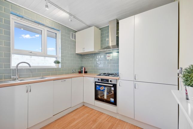 Flat for sale in Burns Road, London