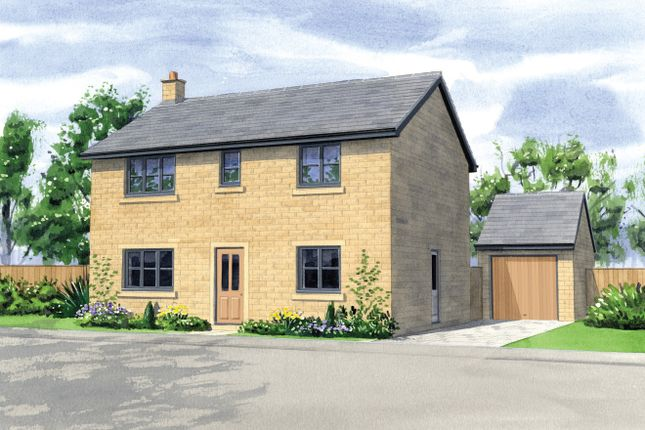 Thumbnail Detached house for sale in The Coppice, Derbyshire