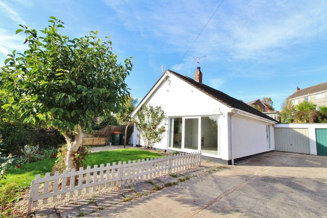 Thumbnail Detached bungalow for sale in Lodge Road, Caerleon, Newport