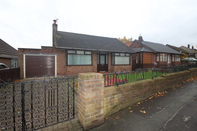 Thumbnail Detached bungalow to rent in Beacon Road, Billinge, Wigan