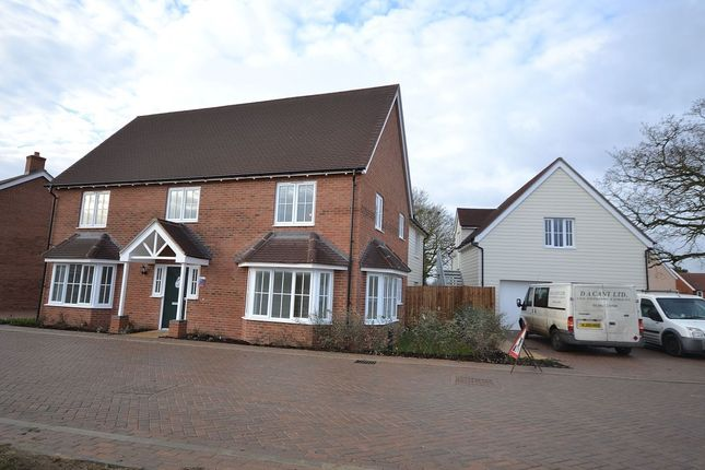 Thumbnail Detached house for sale in The Weaver Watchouse Green Braintree Road, Felsted, Dunmow