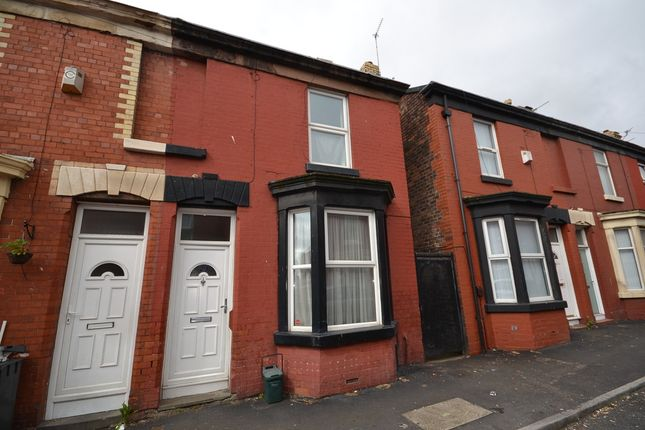 Thumbnail Terraced house for sale in Rossini Street, Litherland, Liverpool