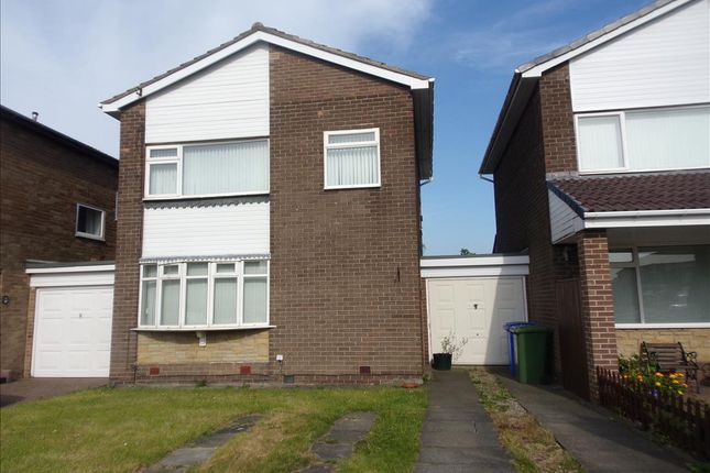 Thumbnail Detached house to rent in Harnham Grove, Cramlington