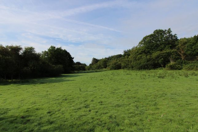 Thumbnail Land for sale in Fields, Nr Tregaron