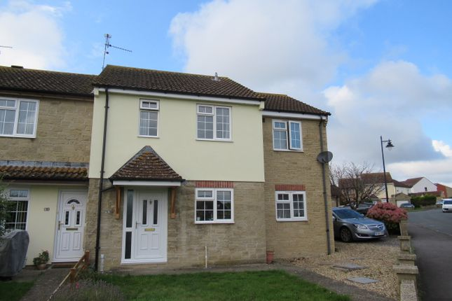 Thumbnail Semi-detached house to rent in The Toose, Yeovil