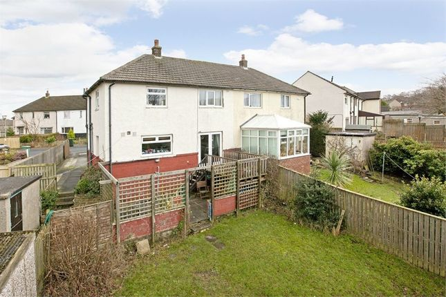 3 bed semi-detached house for sale in 74 Aireville Terrace, Burley In Wharfedale, West Yorkshire