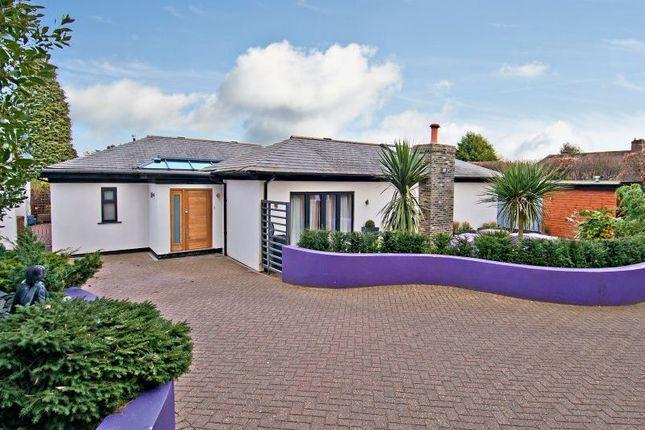 Thumbnail Bungalow for sale in Canonsfield, Welwyn, Welwyn