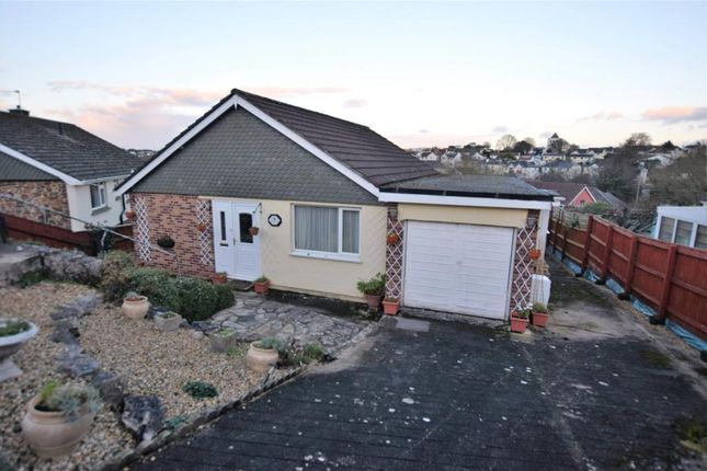 Thumbnail Detached bungalow to rent in Grange Avenue, Goodrington, Paignton, Devon