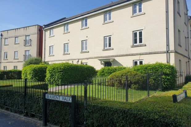 Thumbnail 2 bed flat to rent in Beamont Walk, Gloucester