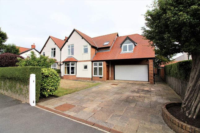 Thumbnail Semi-detached house for sale in West Drive, Thornton-Cleveleys