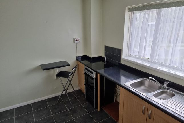 Thumbnail 1 bed flat to rent in Flat, Flint House, Northdown Road, Margate