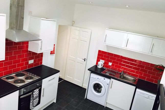 Thumbnail Terraced house to rent in Connaught Road, Liverpool