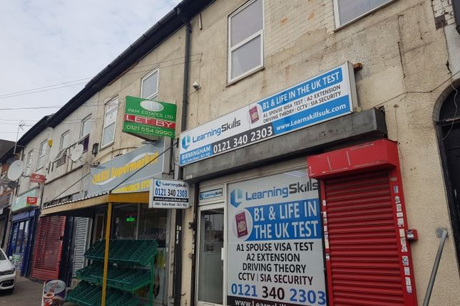 Thumbnail Office to let in Soho Rd, Handsworth