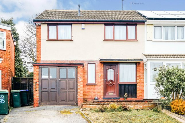 3 bed semi-detached house for sale in Chudleigh Grove, Great Barr, Birmingham B43