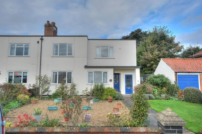 Thumbnail Flat for sale in Josephine Close, Norwich
