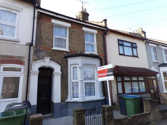 Thumbnail Terraced house for sale in Langthorne Road, London