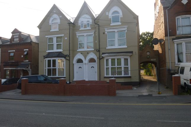 Thumbnail Link-detached house for sale in Wednesbury Road, Walsall