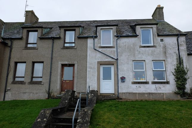 Thumbnail Terraced house for sale in Queens Terrace, Thurso