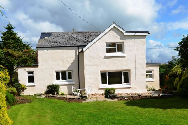 Thumbnail Detached house for sale in Maesydelyn, Efailwen, Clynderwen, Carmarthenshire