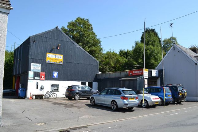 Thumbnail Commercial property to let in Clifton Street, Laugharne, Carmarthenshire