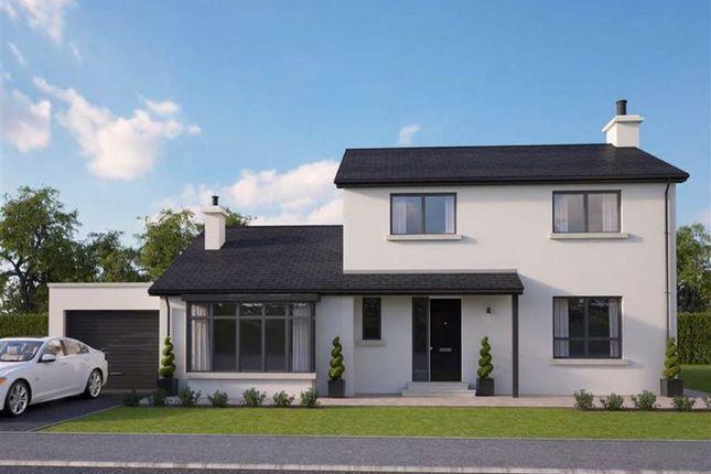 Thumbnail Detached house for sale in Plantation Close, Lisburn