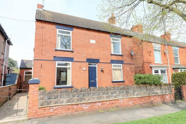 Thumbnail Detached house for sale in Earlsgate, Winterton, Scunthorpe