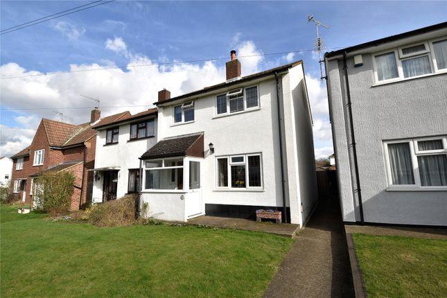 Thumbnail Semi-detached house for sale in Meadow Walk, Wilmington, Dartford, Kent