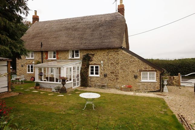 Thumbnail Detached house for sale in North Wootton, Sherborne