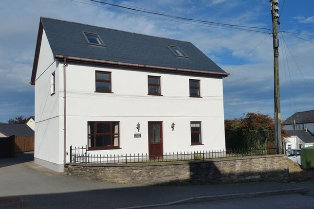 Thumbnail Detached house to rent in Crymych