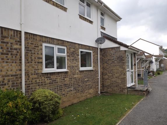 Thumbnail Flat for sale in Trevarrick Road, St. Austell, Cornwall