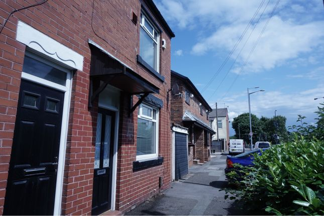 Thumbnail End terrace house to rent in Holland Street, Manchester