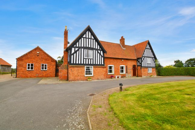 Thumbnail Detached house for sale in The Gables Farm, Ollerton Road, Little Carlton
