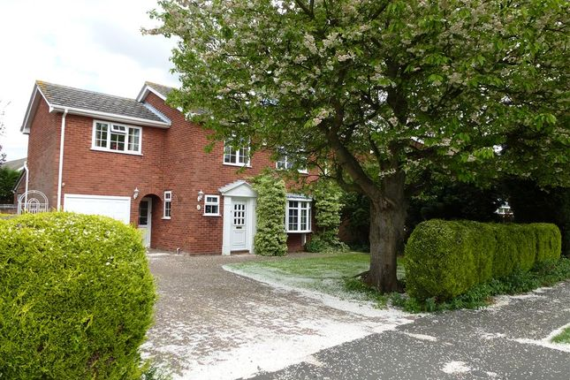 Thumbnail Detached house for sale in St Johns Close, Leasingham, Sleaford