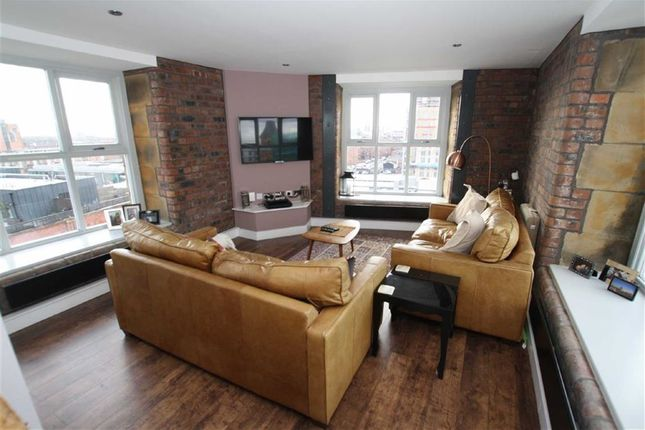 Thumbnail Flat for sale in Cotton Street, Manchester