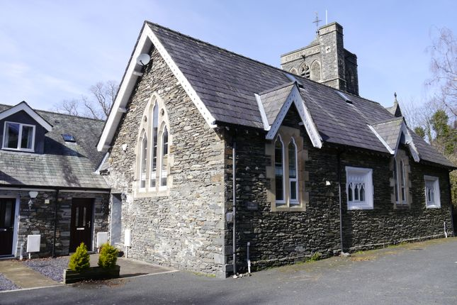 Thumbnail Detached house for sale in The Undercroft, 4 St Mary's Cottages, Ambleside Road, Windermere