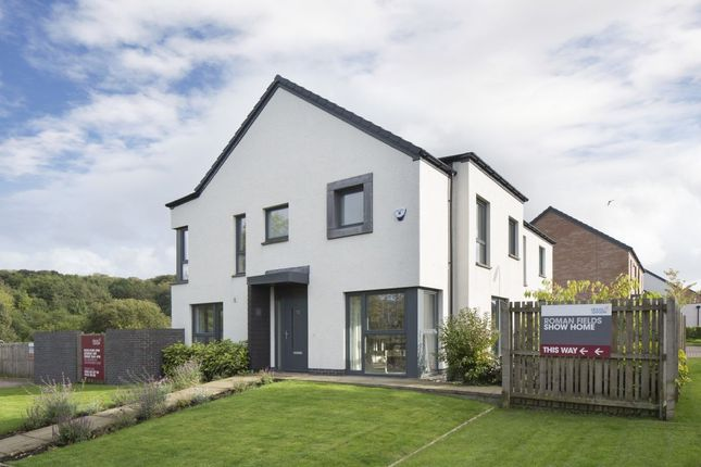 Thumbnail Semi-detached house for sale in Glen Shirva Road, Twechar, Kilsyth, Glasgow