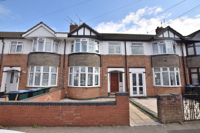 Thumbnail Terraced house to rent in Silverdale Close, Aldermans Green, Coventry