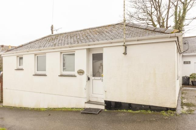 Thumbnail Bungalow for sale in Chacewater, Truro, Cornwall
