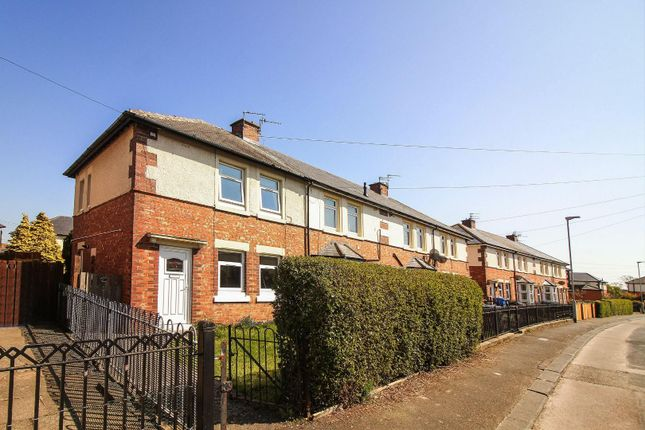 2 bed semi-detached house to rent in Third Avenue, Morpeth NE61