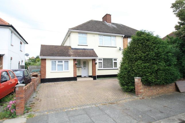 Thumbnail Property to rent in Ulster Avenue, Shoeburyness, Southend-On-Sea