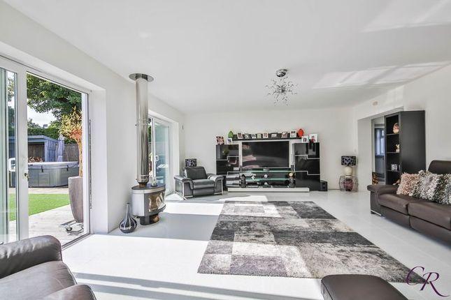 Thumbnail Detached bungalow for sale in Leckhampton Gate, Shurdington Road, Up Hatherley, Cheltenham