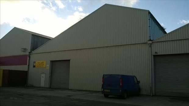 Light industrial to let in Unit 10, Candy Park, Wirral International Business Park