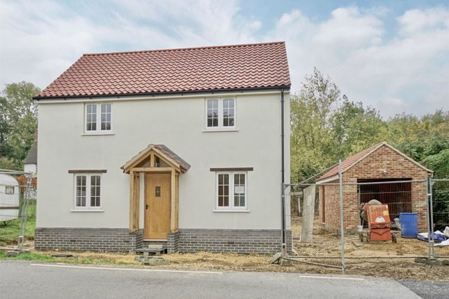 Thumbnail Detached house for sale in Main Street, Old Weston, Huntingdon