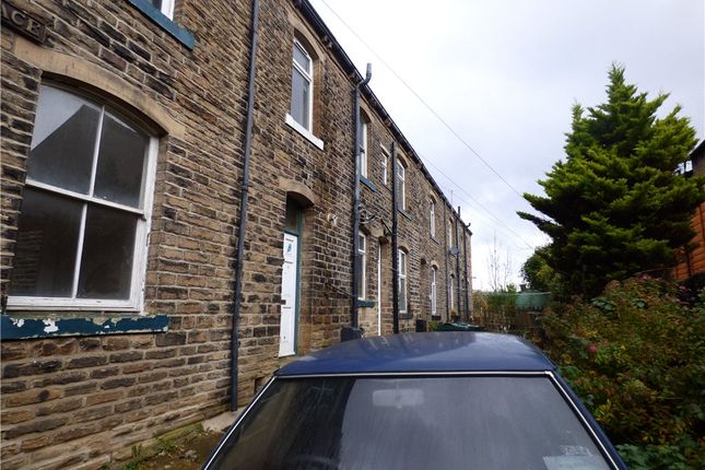 Front of Wood View Terrace, Keighley, West Yorkshire BD21