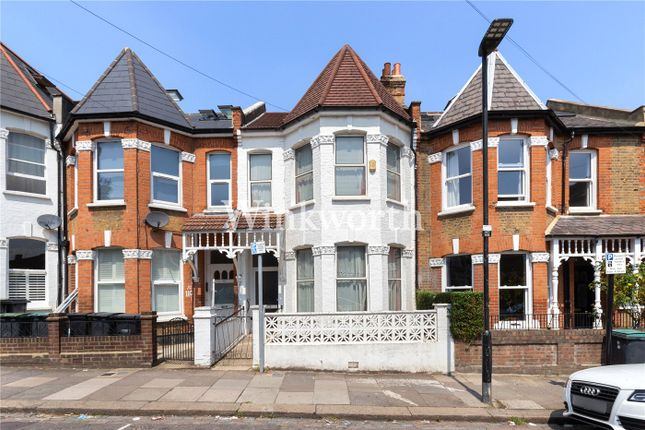 Thumbnail Terraced house for sale in Mattison Road, Harringay Ladder, London