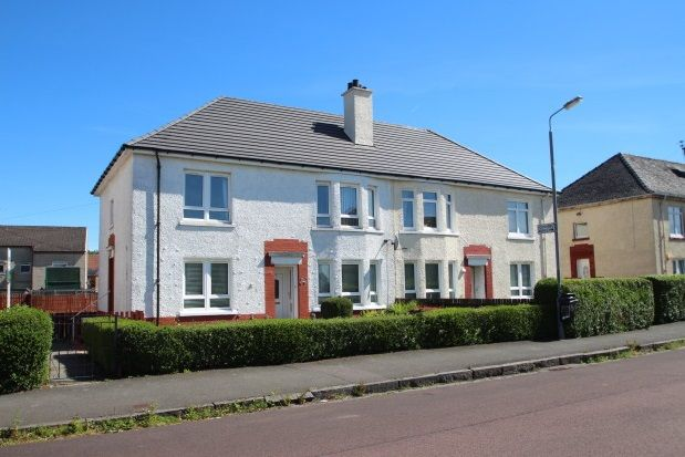 Thumbnail Cottage to rent in Fulwood Avenue, Glasgow