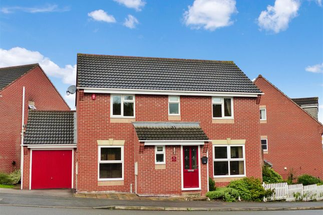 4 bed detached house for sale in Woodward Way, Swadlincote
