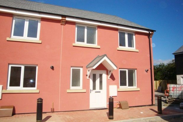 Thumbnail Semi-detached house to rent in Fairfields, Probus, Truro